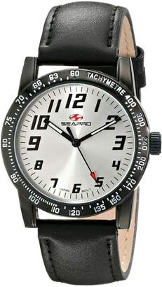 Seapro Women's SP5212 Casual Bold Watch, Silver