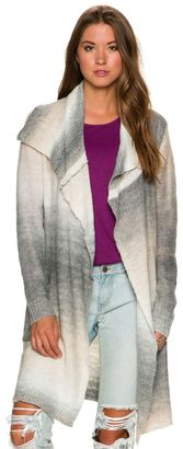 Element Jordan Wrap Sweater $69.95 thestylecure.com