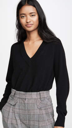 Equipment Madalene V Neck Cashmere Sweater