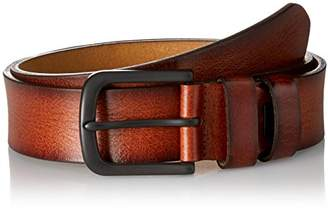 0bbd9b9c945f Mens Cognac Belt - ShopStyle UK