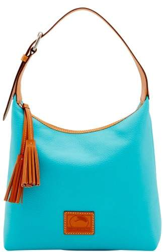 Dooney & Bourke Patterson Leather Paige Sac Shoulder Bag - CALYPSO - STYLE