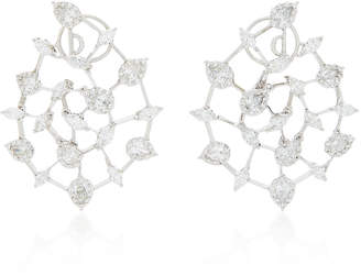 Yeprem Snowflakes Earrings