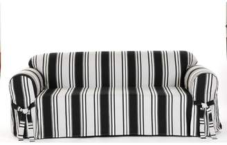 Beachcrest Home Box Cushion Sofa Slipcover