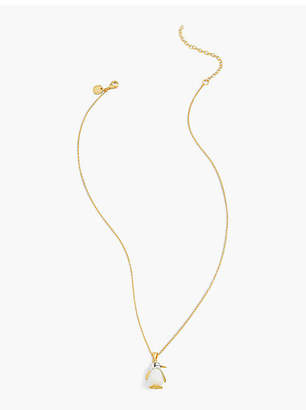 Talbots Penguin Pendant Necklace