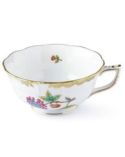 Martin's Herend Queen Victoria Teacup