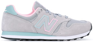 New Balance lace up sneakers $114.73 thestylecure.com