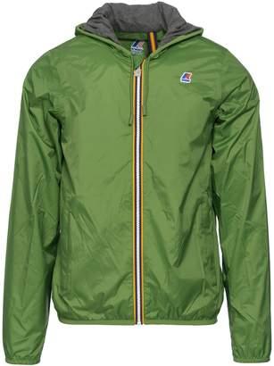 K-Way Nylon Jacket With Hood