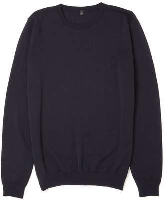 Osso London - Occy Ultra Fine Merino Wool Crew Neck Jumper