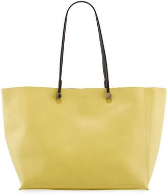 Furla Eden Medium Leather Tote Bag