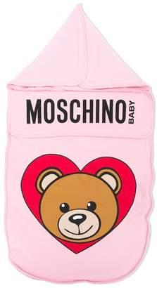 Moschino (モスキーノ) - Moschino Kids teddy bear print nest
