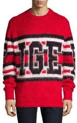 Tommy Hilfiger Edition Mohair Logo Sweater