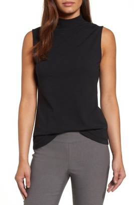Women's Nic+Zoe The Perfect Mock Neck Top $68 thestylecure.com