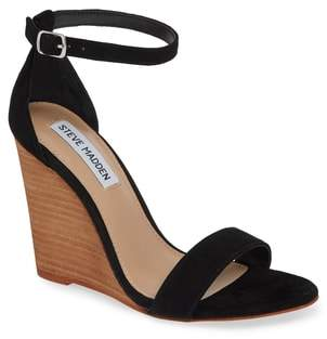 Steve Madden Mary Ankle Strap Wedge