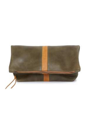 Able Foldover Emnet Clutch