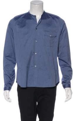 Gucci Button-Up Woven Shirt