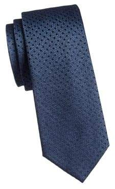 Calvin Klein Seasonal Mini Square Slim Tie