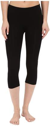 Pact Organic Cotton Cropped Leggings Women's Casual Pants