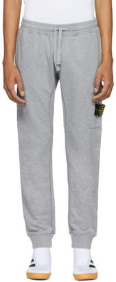 Stone Island Grey Pocket Sweatpants