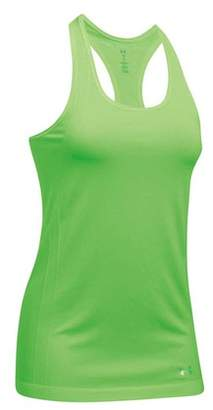 Under Armour Women's Threadborne Seamless Heathered Tee