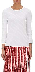 Orley Women's Long-Sleeve Top - Ivory