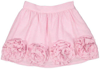 E-Land Girls' Flower Skirt