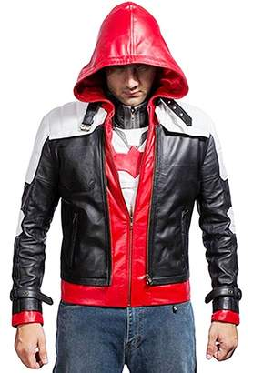 Urban Outfitters Urbanoutfitters Mens Stylish Movies Leather Jacket Costumes Coat | Avengers Infinity War Jacket