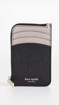 Kate Spade Margaux Zip Card Holder