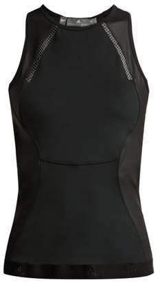 adidas by Stella McCartney Run Performance Tank Top - Womens - Black
