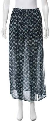 Michael Kors Printed Mini Shorts
