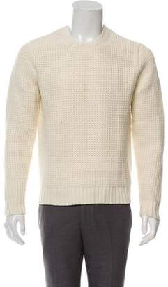 Todd Snyder Waffle Knit Crew Neck Sweater