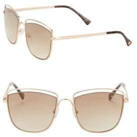 Sam Edelman 60MM Cat Eye Sunglasses