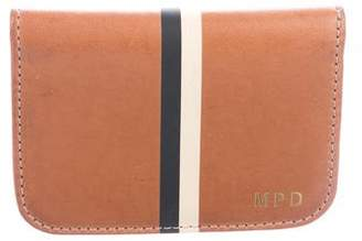 Clare Vivier Leather Card Wallet