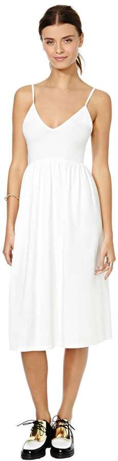 Nasty Gal Fill In The Blank Dress