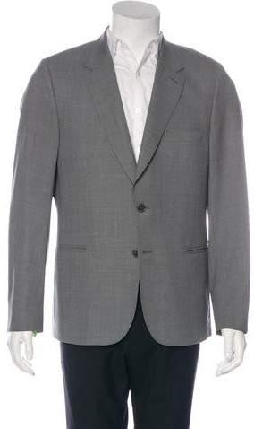 Paul SmithPaul Smith Wool Two-Button Blazer