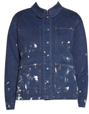 Acne Studios Bleach Denim Jacket