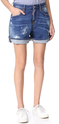 DSQUARED2 Kawaii Shorts $560 thestylecure.com