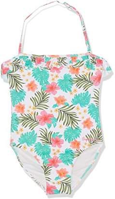 Pepe Jeans Girl's Elia Jr Swimsuit,(Manufacturer Size: 16)