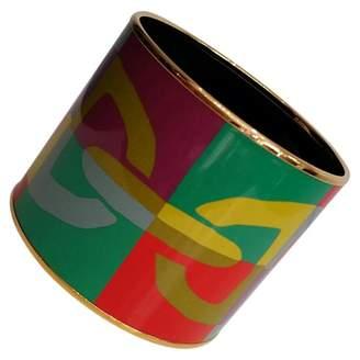 Hermes Multicolour Metal Bracelet