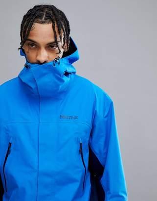 Marmot Spire Gore-Tex Ski Jacket in Blue/Navy