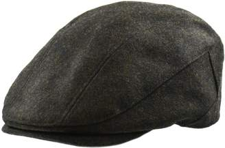 London Fog Marled Wool-Blend Ivy Cap