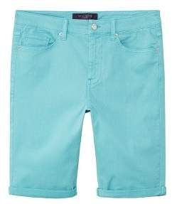 Violeta BY MANGO Cotton bermuda shorts