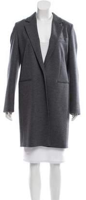 Max Mara Wool Chesterfield Coat