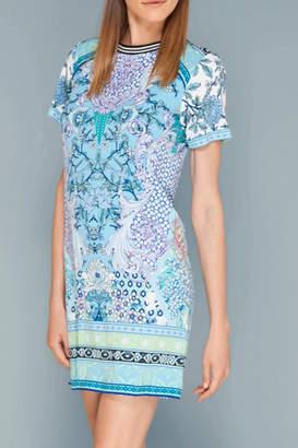 Hale Bob Farina Jersey Dress