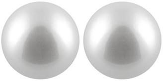 Splendid Pearls 14K 8-8.5Mm Akoya Pearl Studs