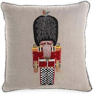 Mackenzie Childs MacKenzie-Childs Buckingham Guard Pillow