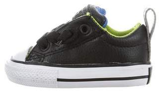 Converse Boys' Leather Sneakers