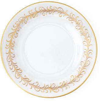 "Oro Bello"" Dinner Plates, Set of 4"""