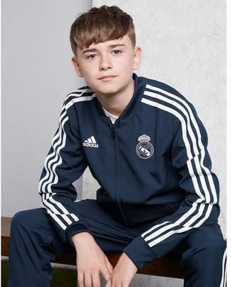 412c1e7d667 adidas Real Madrid Presentation Jacket Junior