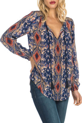 Tolani Janessa Silk Shirt