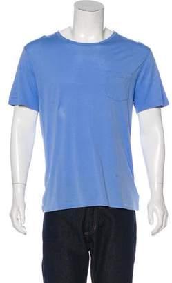 Ralph Lauren Purple Label Pocket T-Shirt